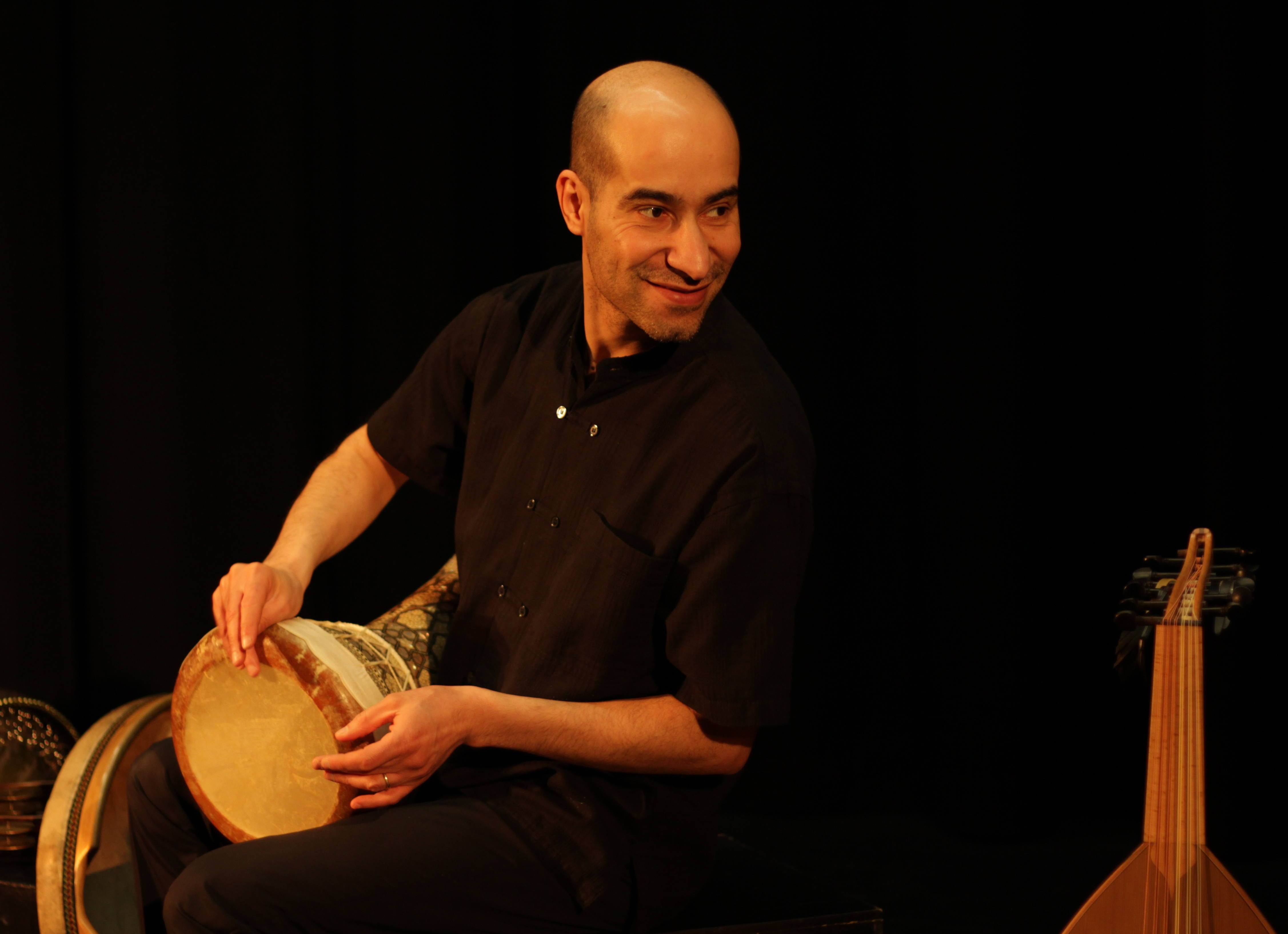 Percussions du Maghreb